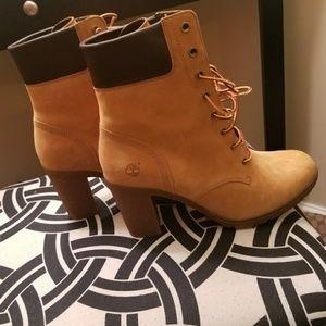 Timberland FEMME boots (wheat/butter)